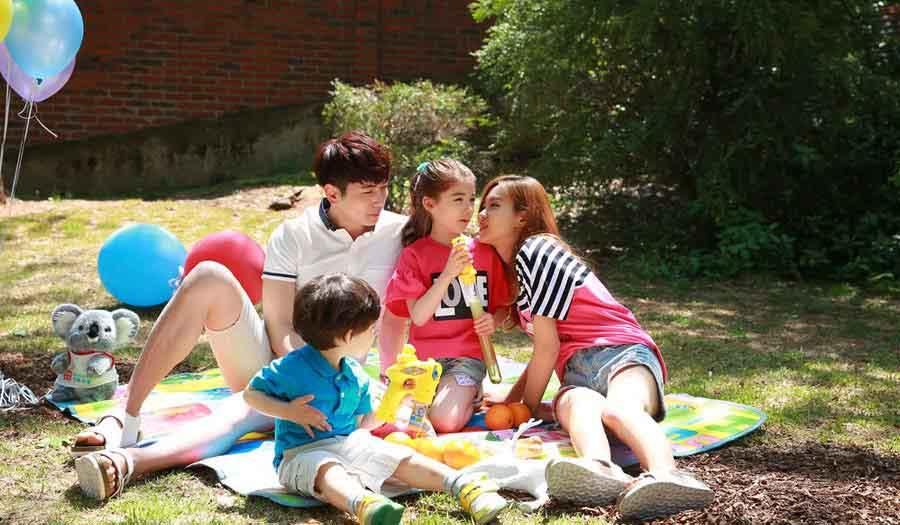 7月28日上午(周日)家庭教育讲座—《五种类型的父母》