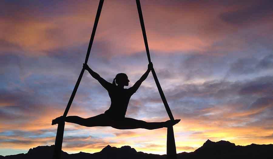 恒大影城【乐动健身俱乐部】瑜伽免费体验