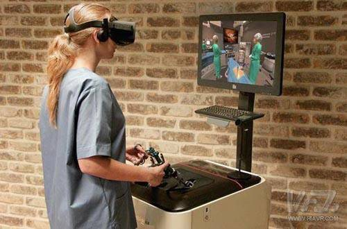 2018上海国际VR/AR教育装备展:虚拟现实+教育