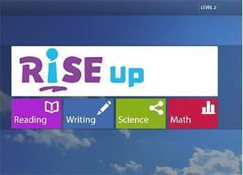 Rise up 课程_美国CCSS教学大纲_瑞思