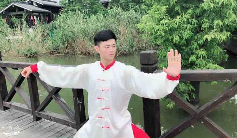 《谷黍》陈氏太极拳,带你领略中华传统文化的无限魅力