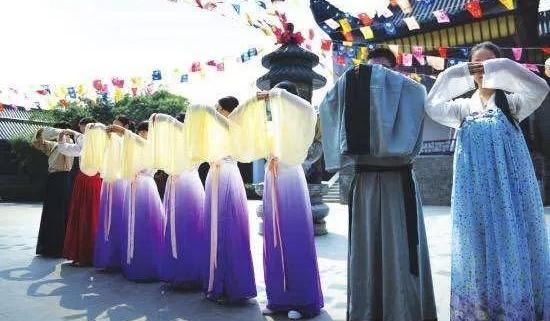 爱在桂花里--赴一场千年的约会~汉服相亲联谊(9月16日@长沙)