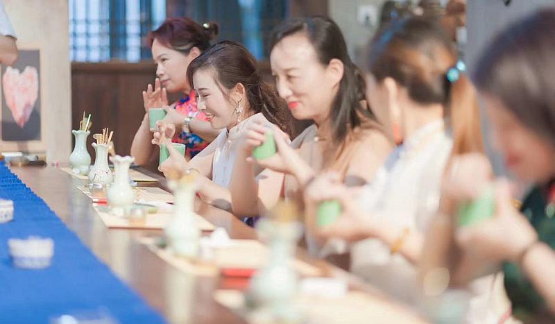 【久祜茶空间·香道公开课】体验活动