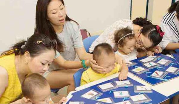 右脑兴趣启蒙开发亲子少儿培训活动,人格培养,挑战你对早教的传统观念!