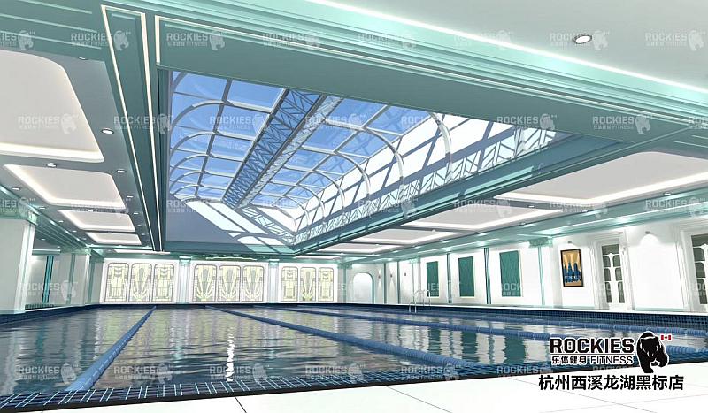 《官方报名》我已经报名啦!西溪龙湖天街新开游泳健身创始会员火爆🔥🔥🔥招募中