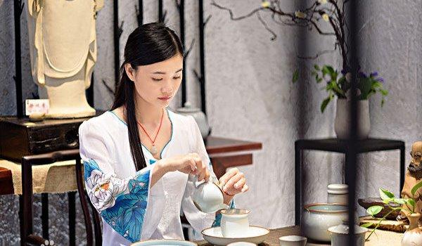 初级茶艺师   周日班招生,高雅,知性,你值得学习