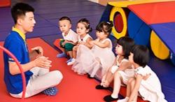 宝宝在家没人玩,出门没去处,青岛市北区这家早教免费体验!