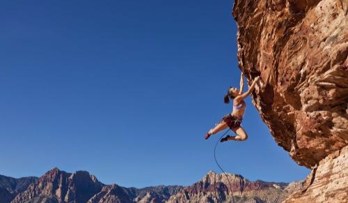 跟着老神去冒险-情人谷野外攀岩