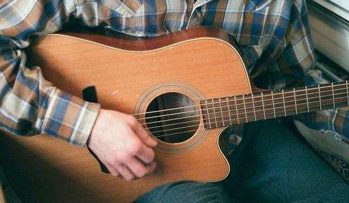 乐器小白到自弹自唱只要1节课—追梦音乐#吉他一对一免费体验课#