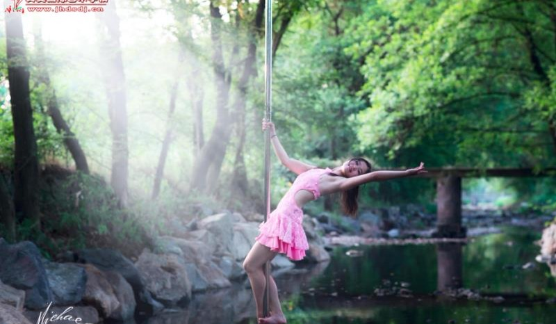 专业的钢管舞去哪里学 华翎艾爽舞蹈