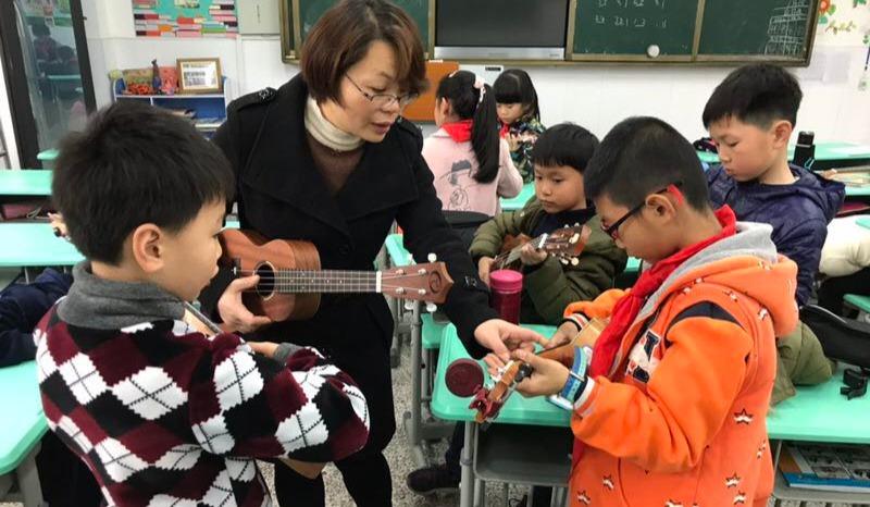 想知道您的孩子有艺术细胞吗?0元即可体验古筝、葫芦丝、笛子、吉他4选1!