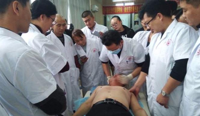 北京/深圳 小圆针治疗颈腰椎病、关节炎特色技术临床带教班