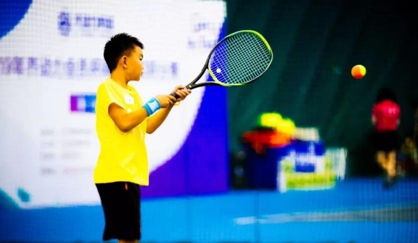 【超值团课】99元解锁暑期网球班!价值1600元12节儿童网球+网球大礼包!