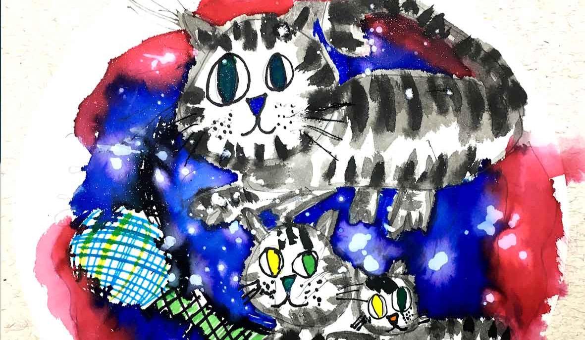 开学季~小涂鸦儿童美术教育(崂山校区),为你准备的不止一点点