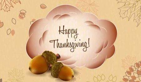 【英语角】About Thanksgiving Day