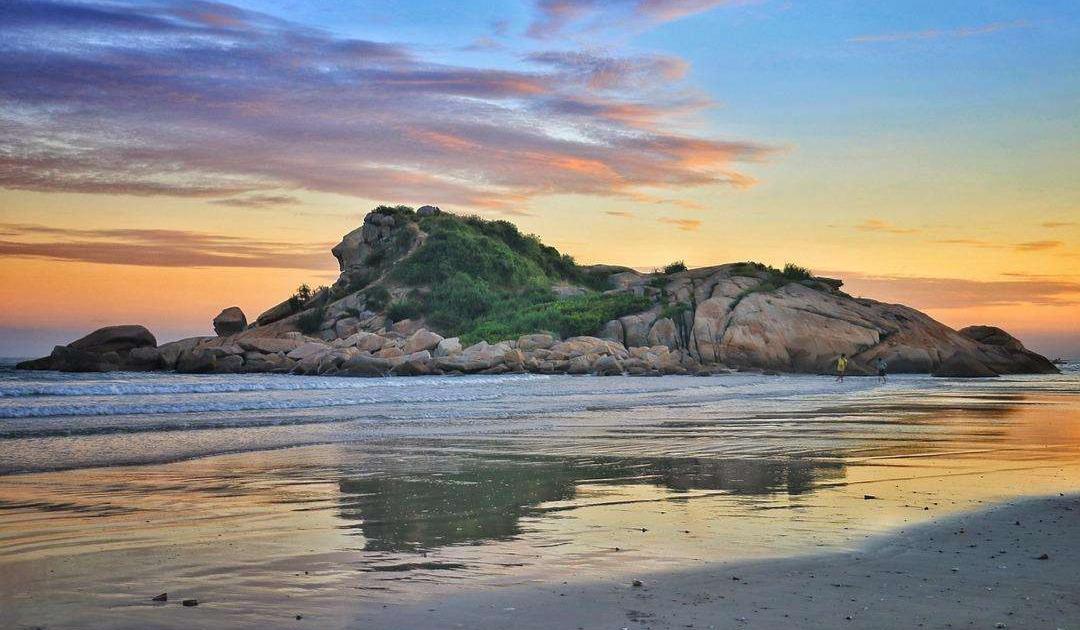 惠州双月湾观全景、狮子岛生态海滩露营、烧烤、篝火晚会、海上黄昏日出、行摄醉美海岸线 两日游