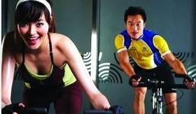 动感单车 健身房教练新手培训 动感单车音乐视频教程大全 29健身车教程